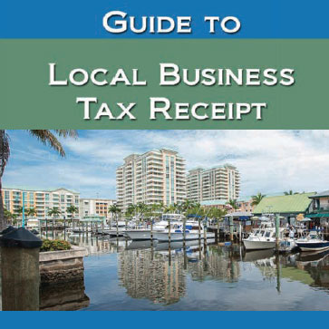 Guide to local business tax receipts