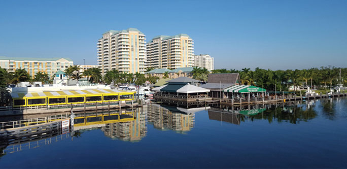 Boynton Beach Intracoastal waterfront marina
