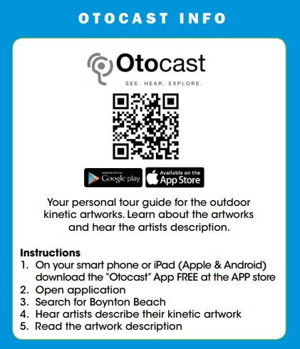information about otocast app