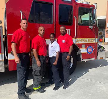 Fire Explorers Program | City of Boynton Beach