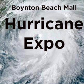 boynton beach mall hurricane expo