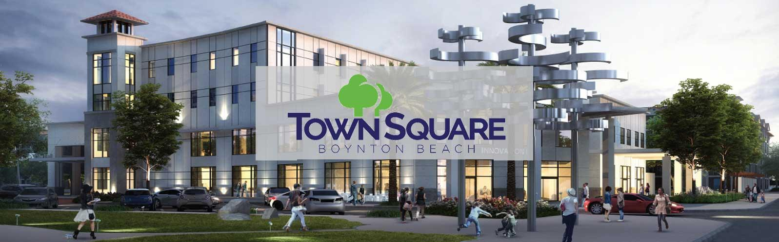 Town Square Boynton Beach