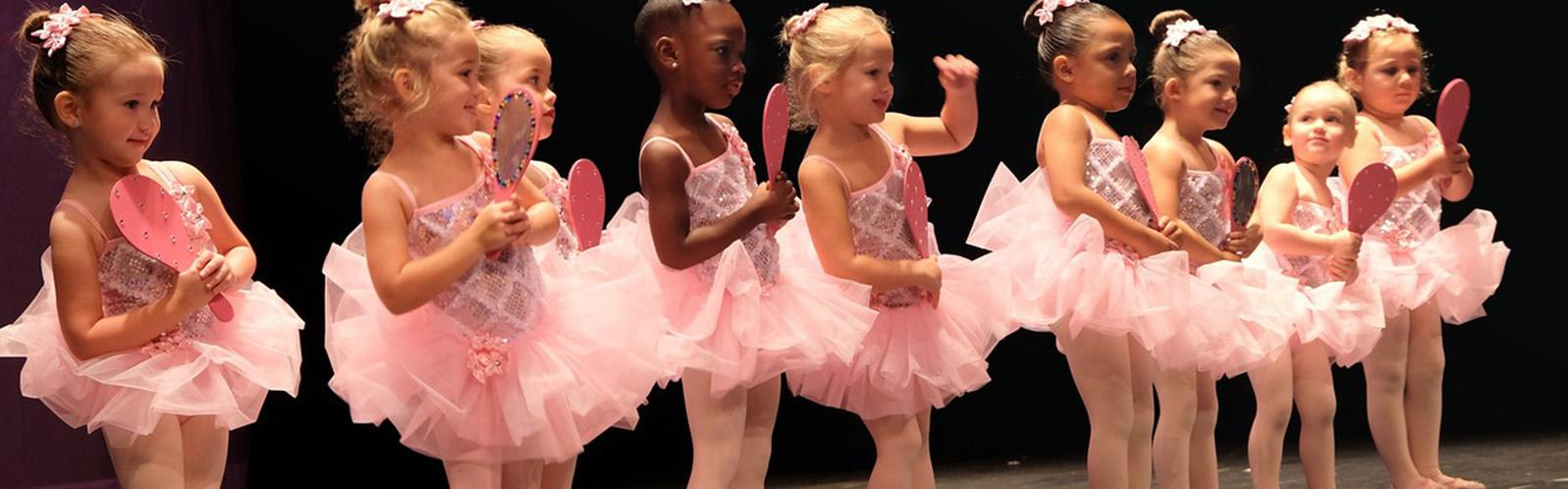 girl ballerinas