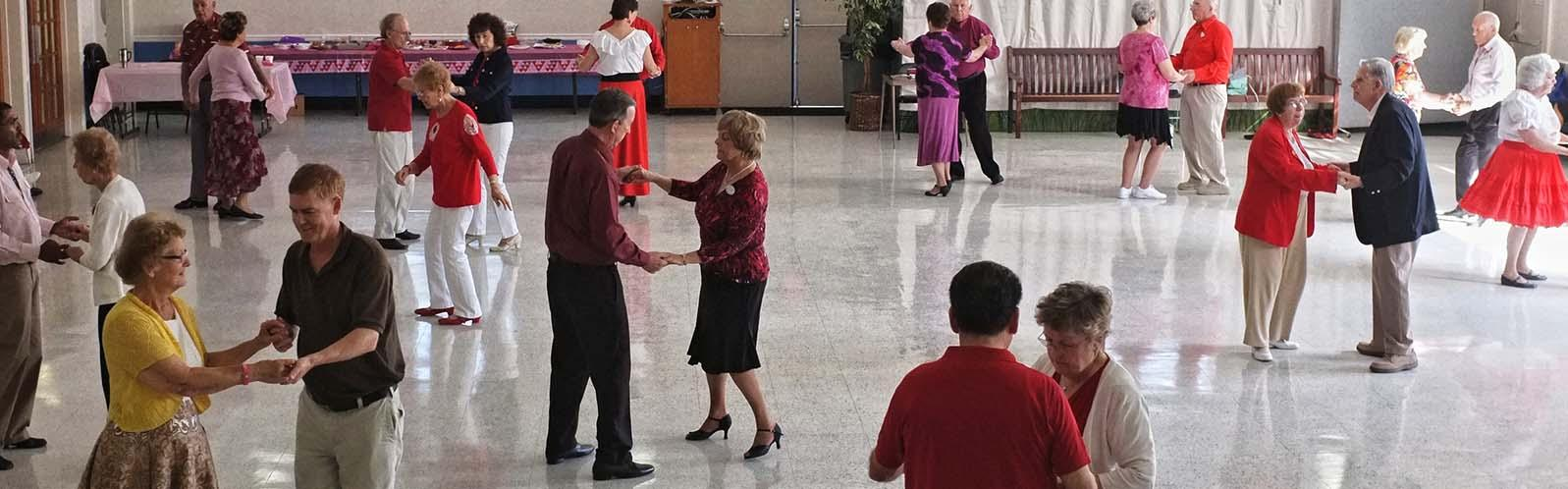 adults dancing