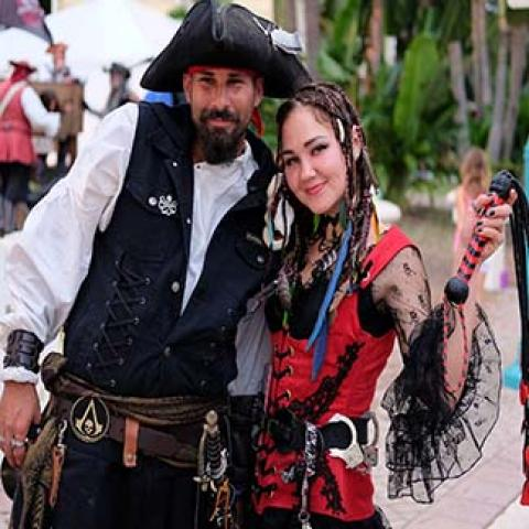 Pirate Fest & Mermaid Splash