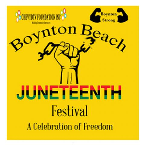 juneteenth festival a celebration of freedom boynton beach